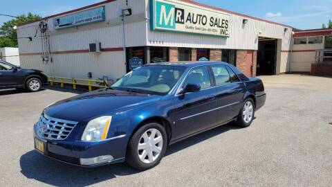 2006 Cadillac DTS for sale at MR Auto Sales Inc. in Eastlake OH