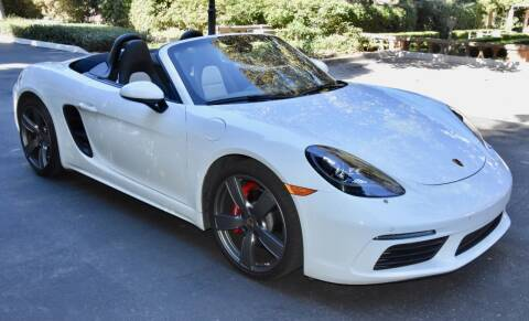 2018 Porsche 718 Boxster for sale at Milpas Motors in Santa Barbara CA