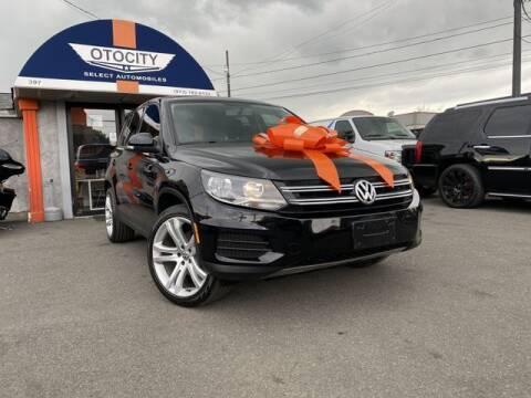 2012 Volkswagen Tiguan for sale at OTOCITY in Totowa NJ
