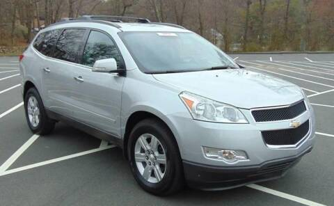 2011 Chevrolet Traverse for sale at LA Motors in Waterbury CT
