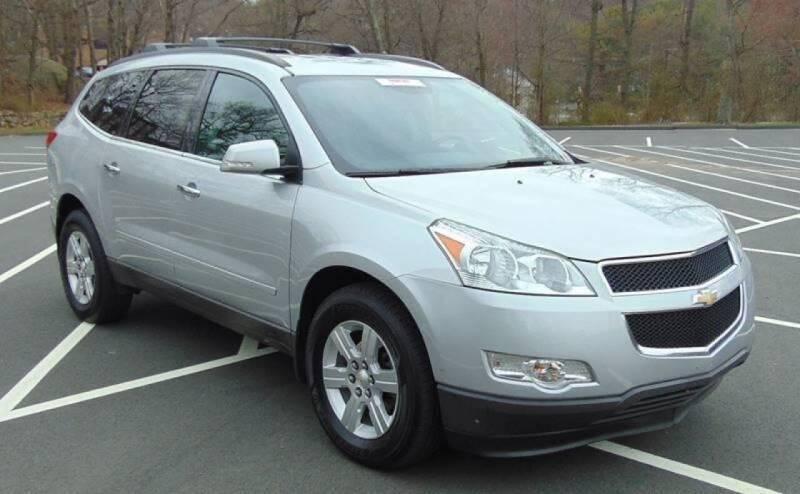 2011 Chevrolet Traverse for sale at LA Motors in Waterbury CT