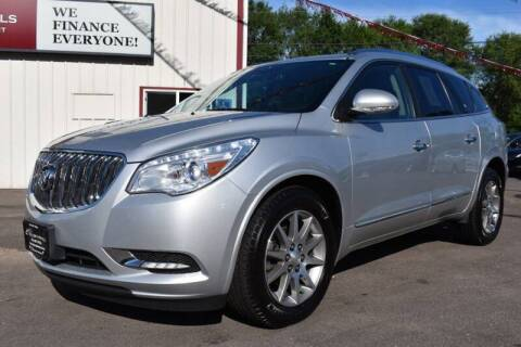 2014 Buick Enclave for sale at DealswithWheels in Hastings MN