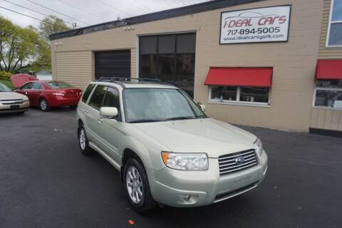2006 Subaru Forester for sale at I-Deal Cars LLC in York PA