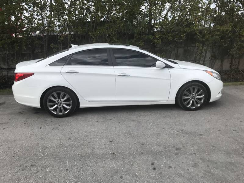 2012 Hyundai Sonata for sale at Zak Motor Group in Deerfield Beach FL