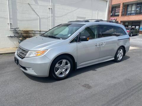 2011 Honda Odyssey for sale at GTO United Auto Sales LLC in Lawrenceville GA
