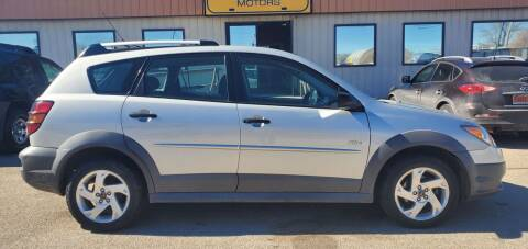 2004 Pontiac Vibe for sale at Parkway Motors in Springfield IL