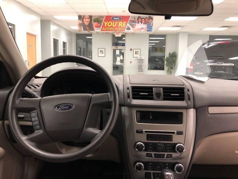 2011 Ford Fusion S 4dr Sedan - Phillipston MA