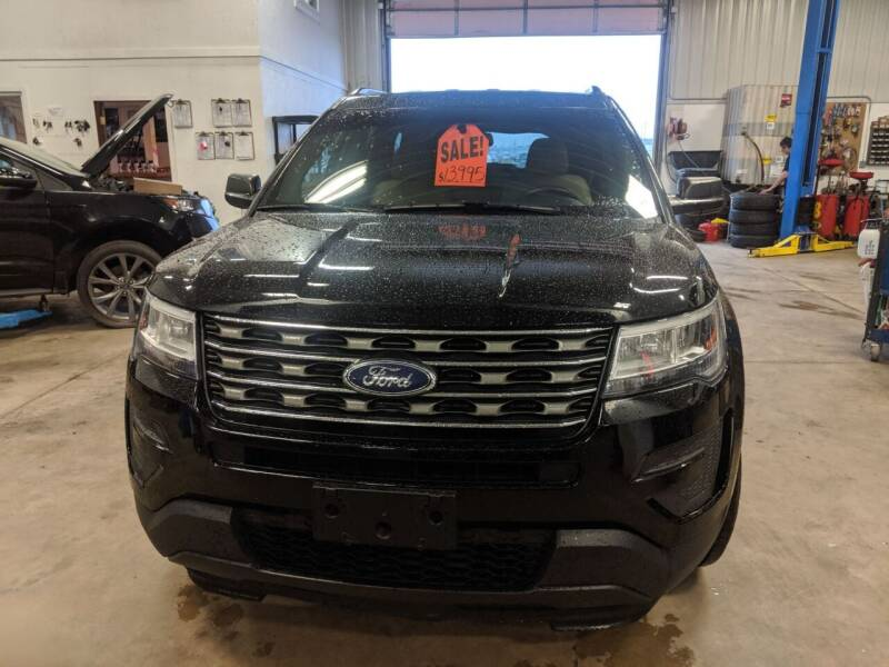 2016 Ford Explorer for sale at Zarate's Auto Sales in Caledonia WI