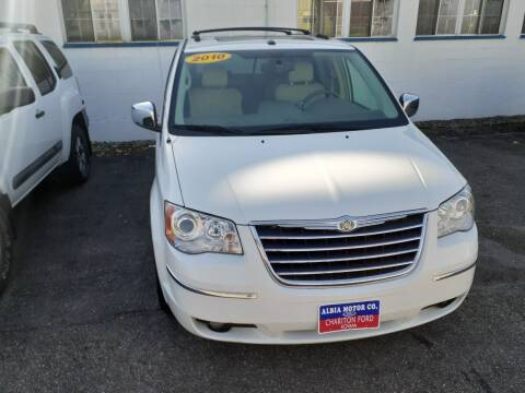 2010 Chrysler Town and Country for sale at Albia Motor Co in Albia IA