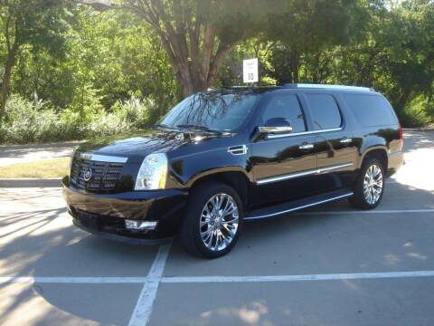 2008 Cadillac Escalade ESV for sale at ACH AutoHaus in Dallas TX