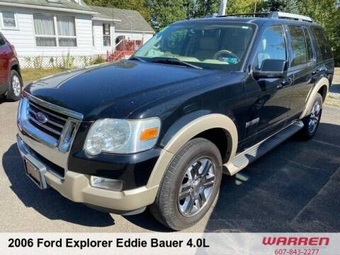 2006 Ford Explorer for sale at Warren Auto Sales in Oxford NY