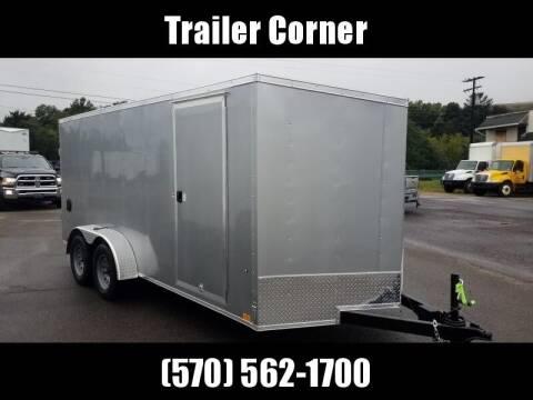2022 Look Trailers STLC 7X16 - RAMP DOOR