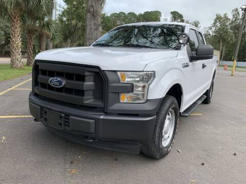 2017 Ford F-150 for sale at REDLINE MOTORGROUP INC in Jacksonville FL