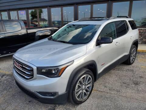 2017 GMC Acadia for sale at Washington Auto Center in Washington IA