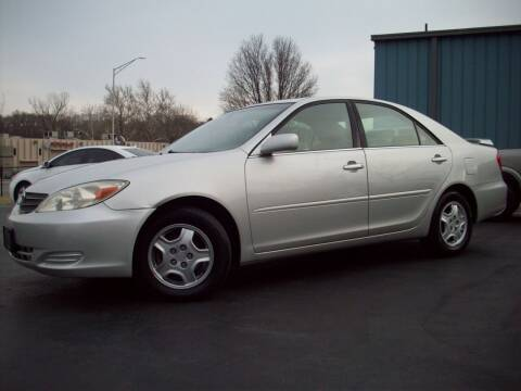 2003 Toyota Camry for sale at Whitney Motor CO in Merriam KS
