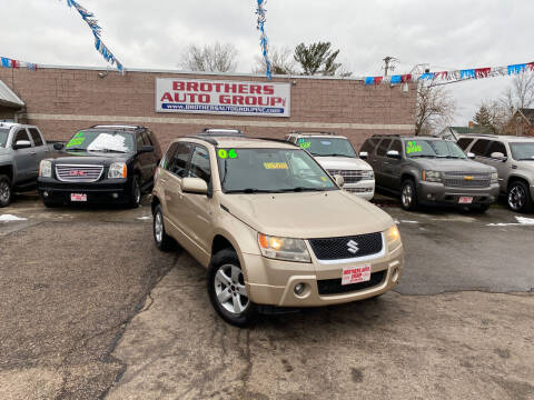2006 Suzuki Grand Vitara for sale at Brothers Auto Group in Youngstown OH