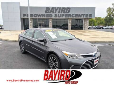 2016 Toyota Avalon Hybrid for sale at Bayird Truck Center in Paragould AR