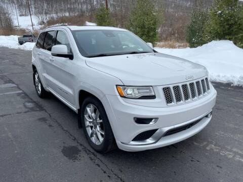 2016 Jeep Grand Cherokee for sale at Hawkins Chevrolet in Danville PA