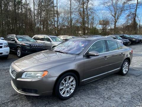 2009 Volvo S80 for sale at Car Online in Roswell GA
