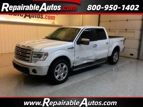 2014 Ford F-150 for sale at Ken's Auto in Strasburg ND