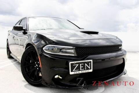 2017 Dodge Charger for sale at Zen Auto Sales in Sacramento CA