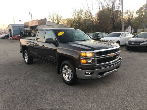 2015 Chevrolet Silverado 1500 for sale at LexTown Motors in Lexington KY