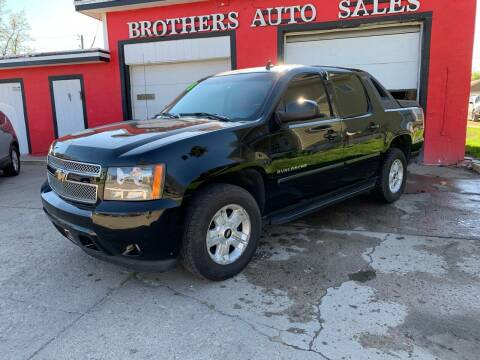 2008 Chevrolet Avalanche for sale at BROTHERS AUTO SALES in Hampton IA