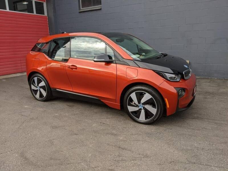 2015 BMW i3 for sale at Paramount Motors NW in Seattle WA