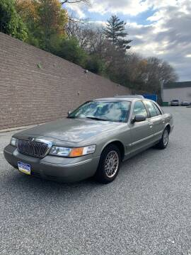 1999 Mercury Grand Marquis for sale at ARS Affordable Auto in Norristown PA