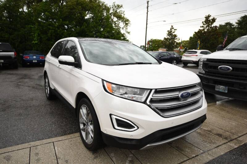 2017 Ford Edge for sale at Grant Car Concepts in Orlando FL