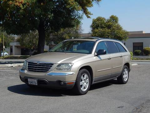 2006 Chrysler Pacifica for sale at Crow`s Auto Sales in San Jose CA