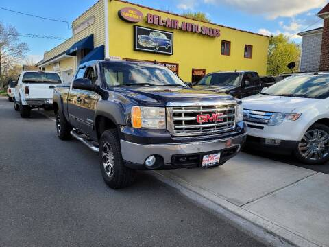 2007 GMC Sierra 1500 for sale at Bel Air Auto Sales in Milford CT