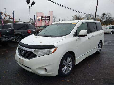 2011 Nissan Quest for sale at P J McCafferty Inc in Langhorne PA