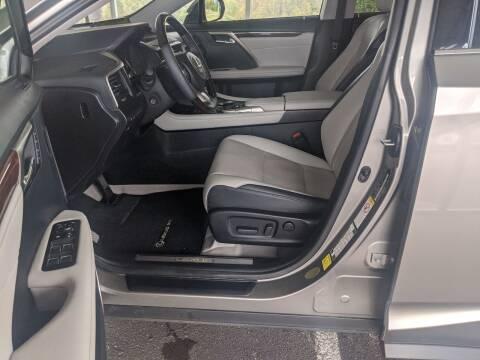 2017 Lexus RX 350 for sale at R & D Auto Sales Inc. in Lexington NC