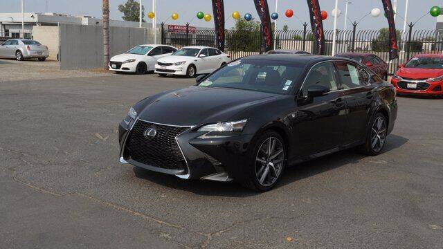2019 Lexus GS 350 for sale at Choice Motors in Merced CA