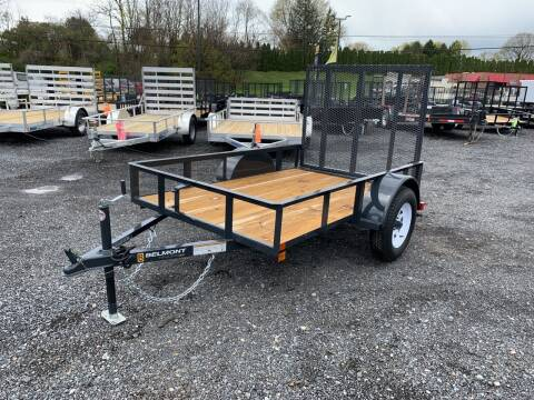 2020 Belmont UT508A for sale at Smart Choice 61 Trailers in Shoemakersville PA