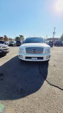 2006 Infiniti QX56 for sale at Automotive Center in Detroit MI