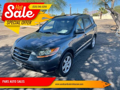 2008 Hyundai Santa Fe for sale at PARS AUTO SALES in Tucson AZ