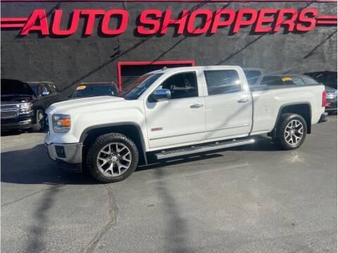 2014 GMC Sierra 1500 for sale at AUTO SHOPPERS LLC in Yakima WA