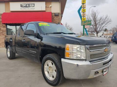 2012 Chevrolet Silverado 1500 for sale at 719 Automotive Group in Colorado Springs CO