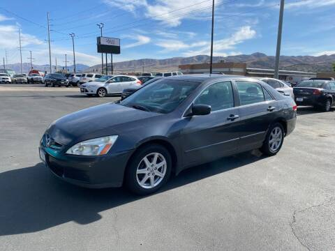 2004 Honda Accord for sale at Auto Image Auto Sales in Pocatello ID