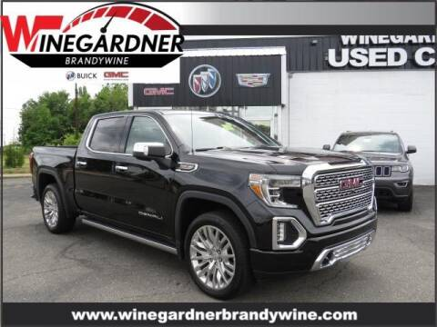 2019 GMC Sierra 1500 for sale at Winegardner Auto Sales in Prince Frederick MD