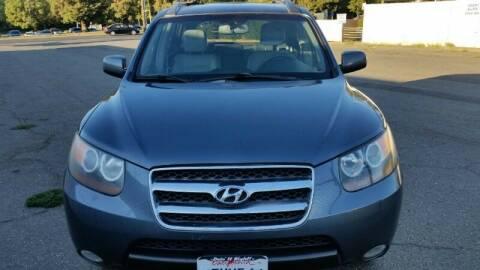 2007 Hyundai Santa Fe for sale at Regal Autos Inc in West Sacramento CA