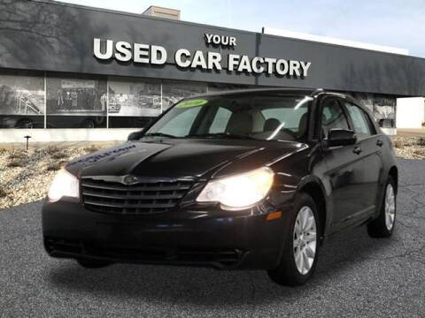 2010 Chrysler Sebring for sale at JOELSCARZ.COM in Flushing MI