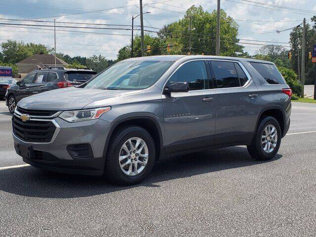 2018 Chevrolet Traverse for sale at Gentry & Ware Motor Co. in Opelika AL