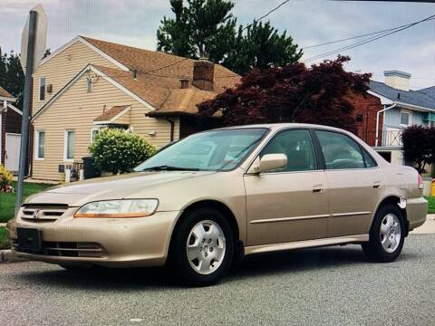 2002 Honda Accord for sale at Reis Motors LLC in Lawrence NY