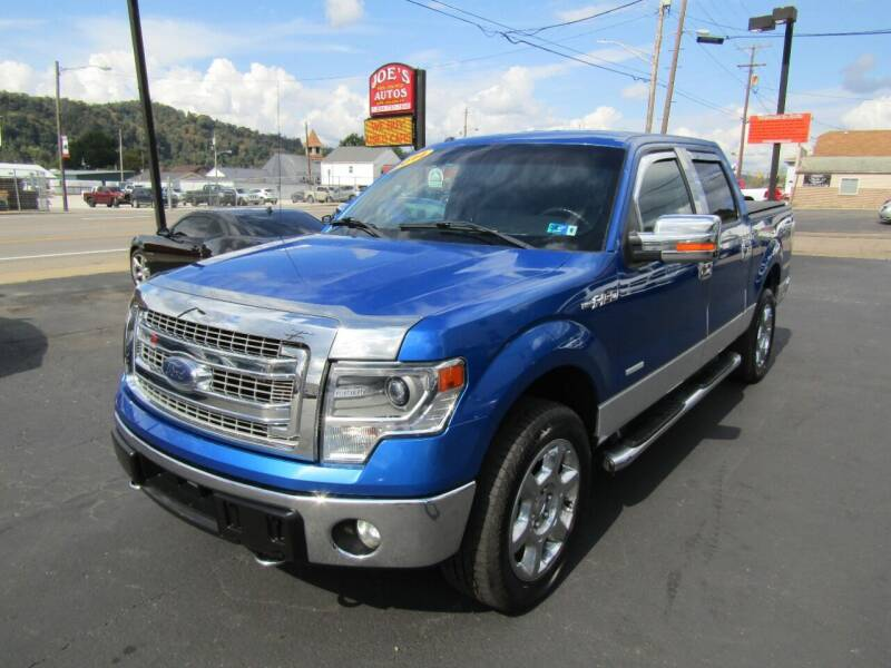 2014 Ford F-150 for sale at Joe's Preowned Autos 2 in Wellsburg WV