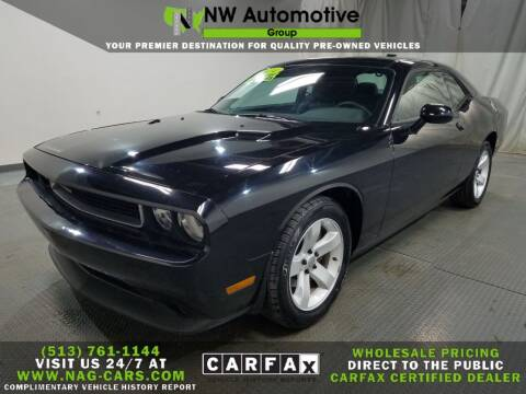 2014 Dodge Challenger for sale at NW Automotive Group in Cincinnati OH