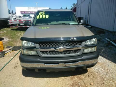 2005 Chevrolet Silverado 1500 for sale at AUTOPLEX 528 LLC in Huntsville AL