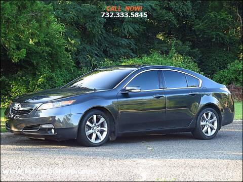 2012 Acura TL for sale at M2 Auto Group Llc. EAST BRUNSWICK in East Brunswick NJ